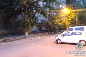 В Киеве прохожие сами задержали убегавших грабителей