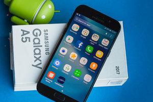 Samsung готовит о массовое обновление смартфонов до Android 8.0 Oreo