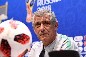 Тренер сборной Португалии выиграл кофе благодаря Криштиану Роналду