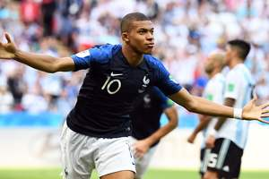 Обзор матча 1/8 финала Франция - Аргентина на ЧМ-2018