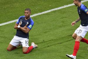 Настоящий чемпионат мира: суперматч выдали Франция и Аргентина в плей-офф