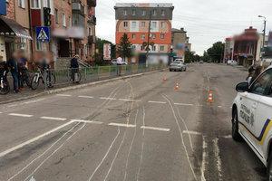 В Ровенской области пьяный водитель BMW отправил ребенка в реанимацию