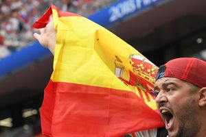 Испания - Россия: стартовые составы команд