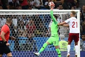 Обзор матча 1/8 финала Хорватия - Дания на ЧМ-2018