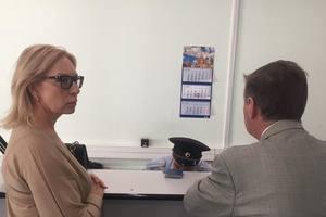 Денисова расскажет послам ЕС о недопуске к политзаключенным в РФ