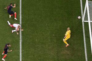 Сборные Хорватии и Дании установили рекорд чемпионатов мира