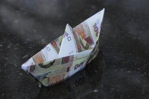 Гривня оказалась самой стойкой, а рубль - самой слабой валютой в странах экс-СССР