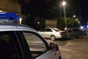 В Бердянске пьяный водитель пробил головой лобовое стекло: появились фото и видео