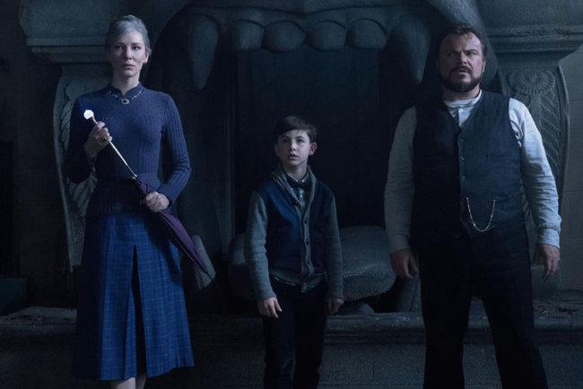 Вышел новый трейлер фильма Тайна дома счасами сКейт Бланшетт