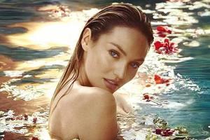 """""""Ангел"""" Victoria's Secret Кэндис Свейнпол написала трогательный пост о своих сыновьях"""