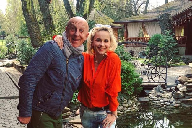 Алексей Вертинский и Лилия Ребрик. Фото: пресс-служба