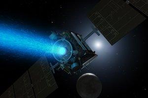 "NASA разгадали тайну ""светящегося"" кратера на Церере"