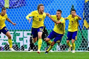 Обзор матча ЧМ-2018 Швеция - Швейцария - 1:0