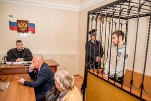 Павла Гриба при этапировании в Ростов жестоко избили заключенные – отец