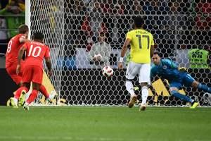 Обзор матча 1/8 финала ЧМ-2018 Колумбия - Англия
