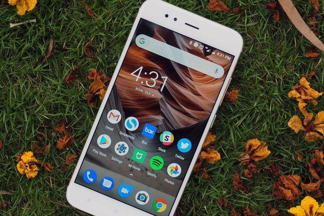 У Xiaomi Mi A1 после обновления начались проблемы