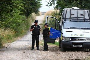 Новое отравление под Солсбери: полиция прокомментировала ситуацию