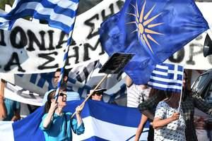 В Македонии еще раз одобрили соглашение об изменении названия страны