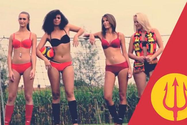 Бразильские футболисты модели фотографии голышом #12