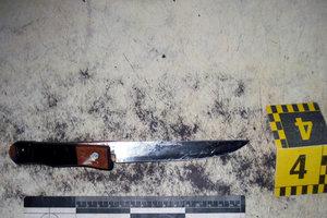 В Харькове мужчина с ножом напал на женщин
