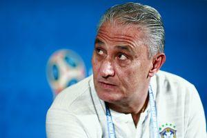 Тренер сборной Бразилии назвал состав на матч против Бельгии