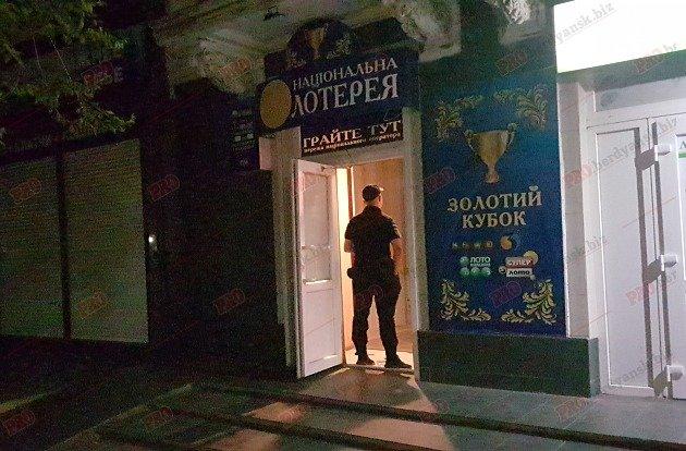 В центре курортного города Бердянск, Запорожской области, ночью 6 июля  прогремел взрыв в зале игровых автоматов. Инцидент произошел около часа  ночи на улице ... f7546fa0596