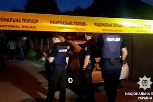 Взрыв автомобиля в Харькове полиция расследует как покушение на убийство