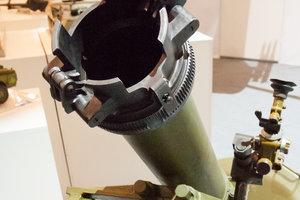 """Міномет М120-15 """"Молот"""". Фото: Wikimedia / VoidWanderer"""