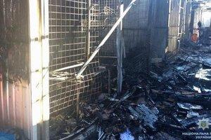 Крупный пожар в Славянске: появились новые подробности и видео