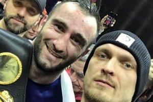 """Гассиев - о бое с Усиком: """"Меня ждет самый сильный соперник за всю мою карьеру"""""""