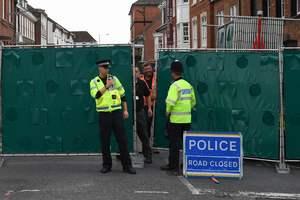 Новое отравление под Солсбери: полиция обыскала здание