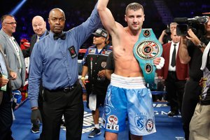 Александр Гвоздик объяснил, почему украинские боксеры пропадают в США