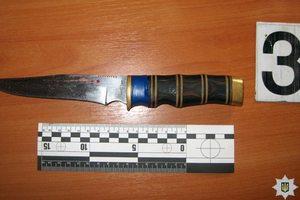 В Харьковской области пьяный сын ударил ножом свою мать