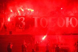 """""""Одесса с тобой"""": на Потемкинской лестнице прошла яркая акция в поддержку Сенцова"""