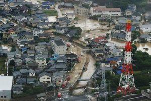 Мощные ливни в Японии: число жертв стремительно возросло