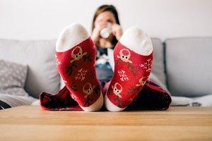Необычные носки: как и с чем их носить?