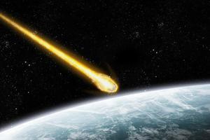 На Землю падает космическая станция