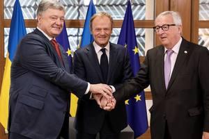 Украина подписала соглашение о финансировании программы по безопасности на дорогах