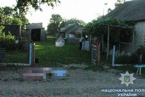 Трагедия в Ровенской области: пьяный тракторист переехал мать