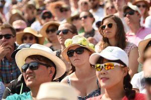 Зрителям Уимблдона разрешат включить смартфоны ради просмотра чемпионата мира