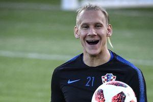 Новое видео с Домагоем Видой изучает ФИФА