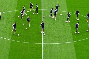 Где смотреть полуфинал чемпионата мира Франция - Бельгия