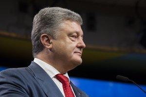 Порошенко в Брюсселе примет участие в саммите НАТО