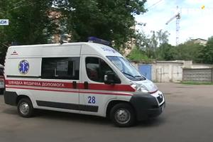 В Черкассах медиков скорой помощи взяли под охрану