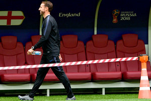 Перед полуфиналом ЧМ-2018 тренер сборной Англии рассказал историю про носки