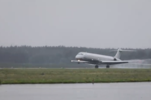 """В """"Борисполе"""" совершил вынужденную посадку летевший в Турцию самолет"""