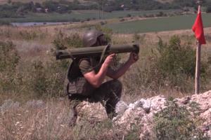 Сжечь огнем врага: как тренируются огнеметчики ВСУ, опубликовано впечатляющее видео