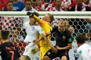 Обзор полуфинального матча ЧМ-2018 Хорватия - Англия - 1:1