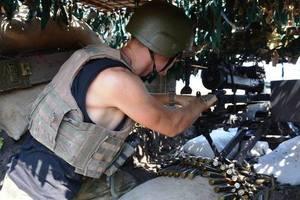 Боевики на Донбассе за сутки устроили 17 обстрелов, ранен боец ВСУ