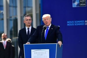 """""""Мало тратят на защиту от России"""": Трамп упрекнул НАТО"""